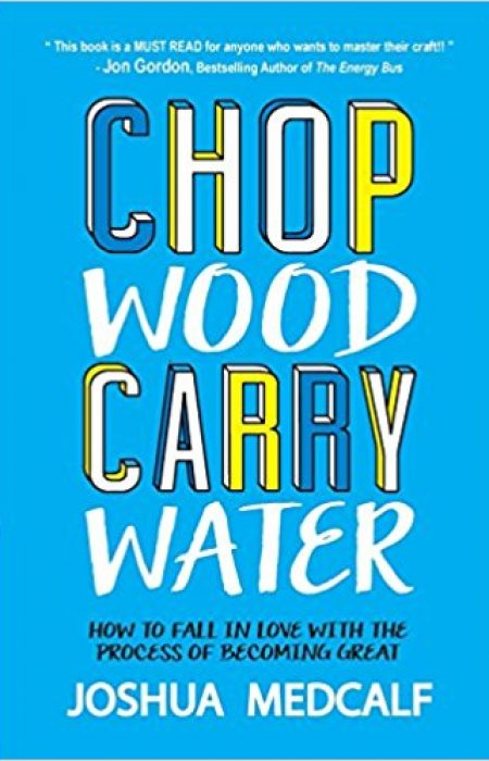chop wood carry water book