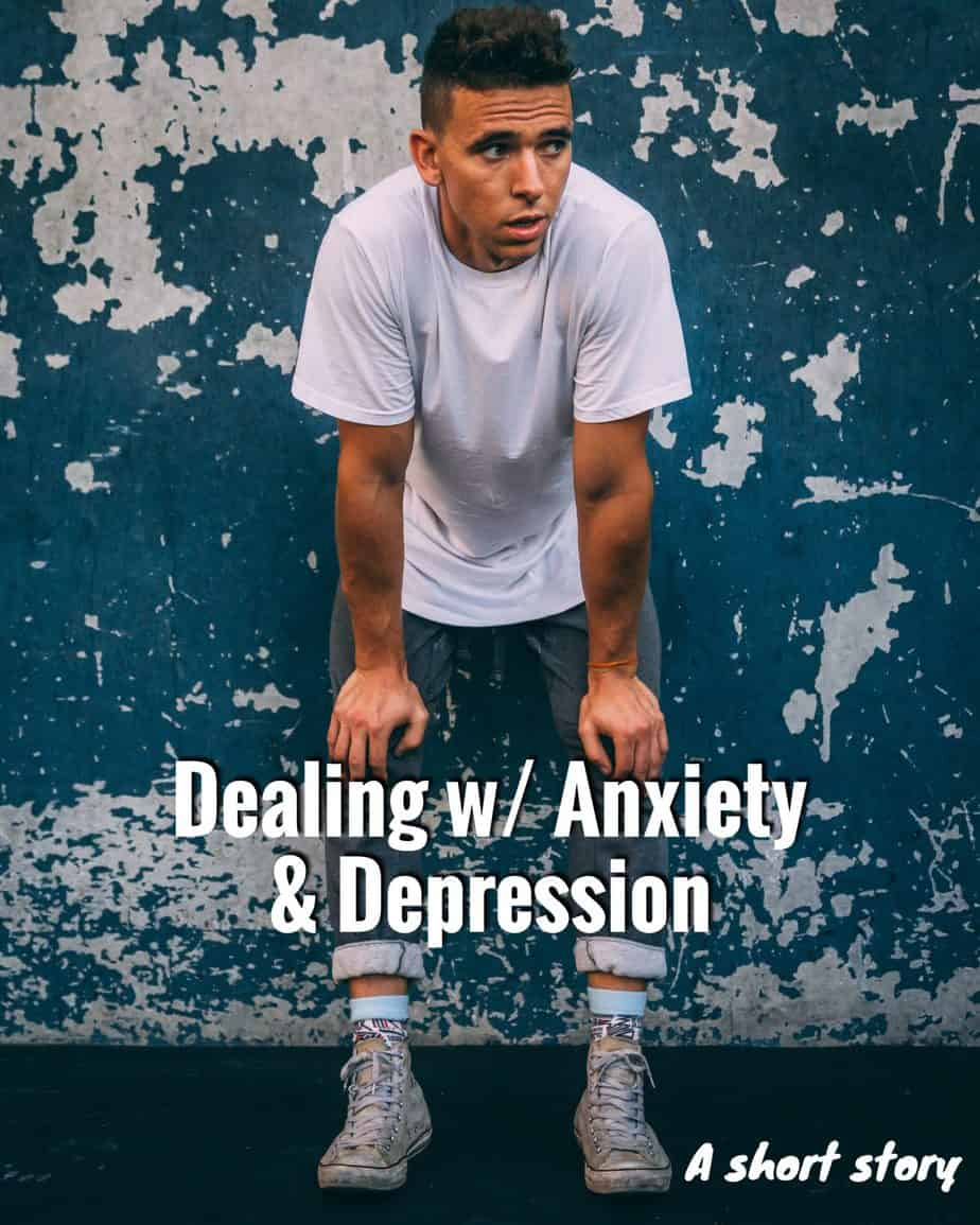 dealing with anxiety blog